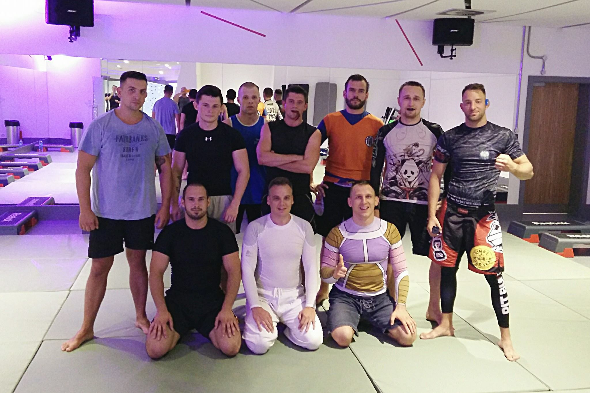 Grupa BJJ Chaos Gold Team